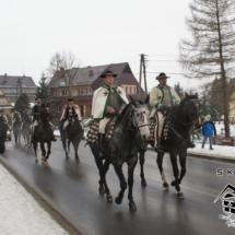 Miłośnicy koni w Ludźmierskim Sanktuarium