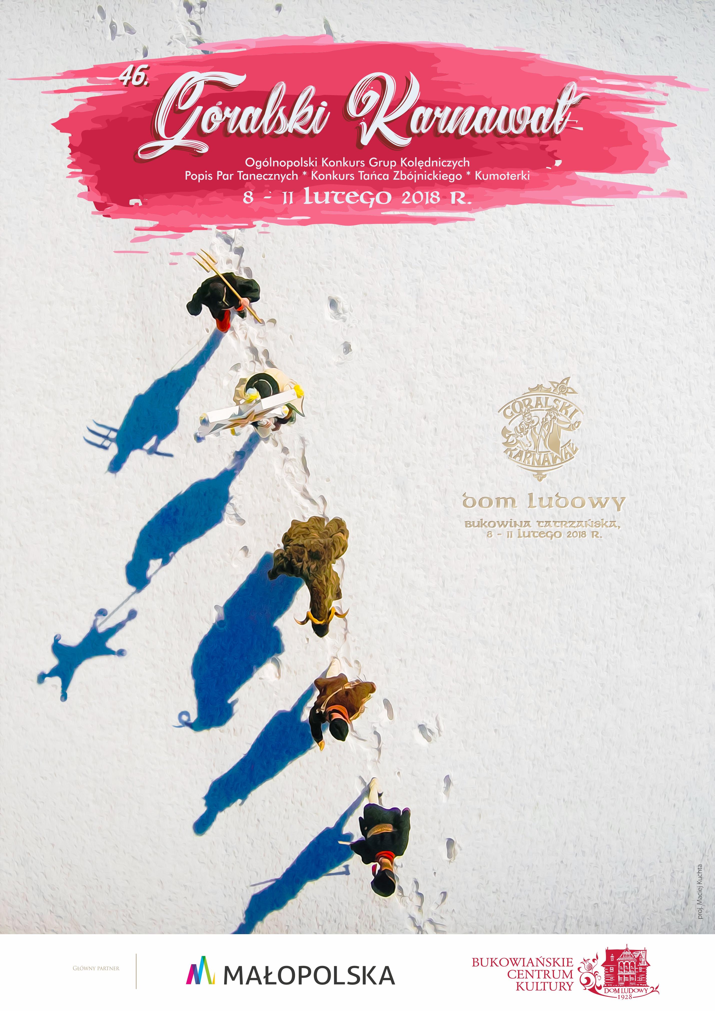 Plakat 46. Góralskiego Karnawału