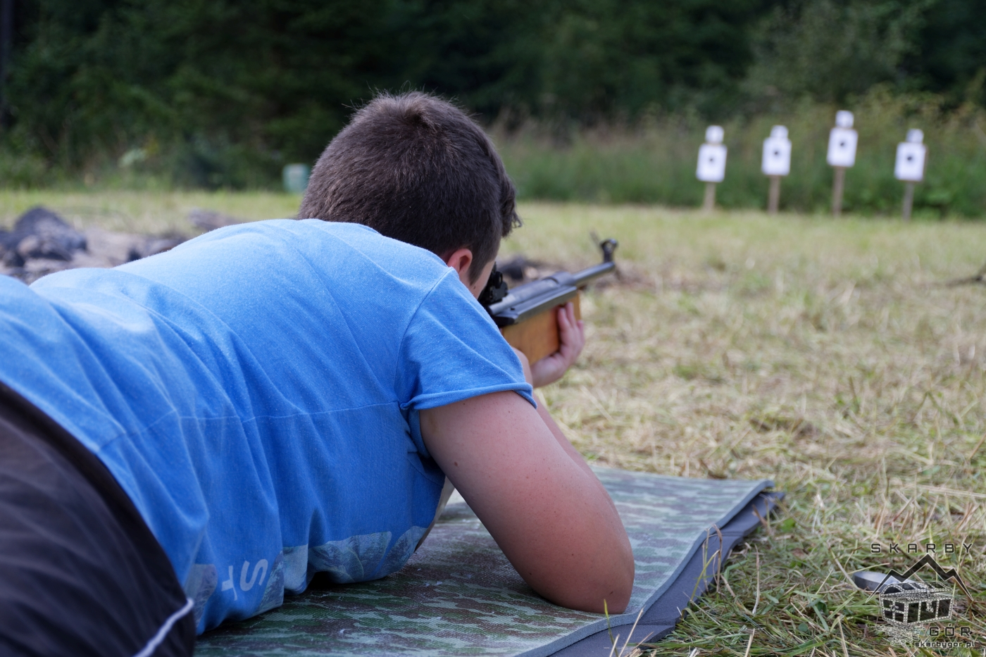 52. Sabałowe Bajania - zawody strzeleckie o Sabałową Flintę