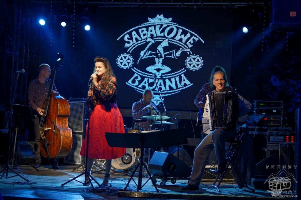 52. Sabałowe Bajania - występ zespołu HOLEVIATERS