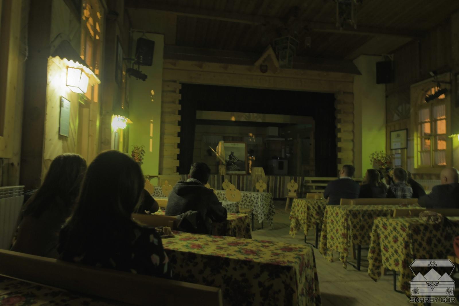 Słuchowisko o Dziadońce i Zofii Stryjeńskiej autorstwa Marii Marcinkiewicz – Górnej