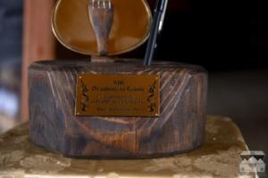 Nagroda Dziadońcyn Smyck w XIII Spotkaniu Muzyk Podhalańskich Dziadońcyne Granie