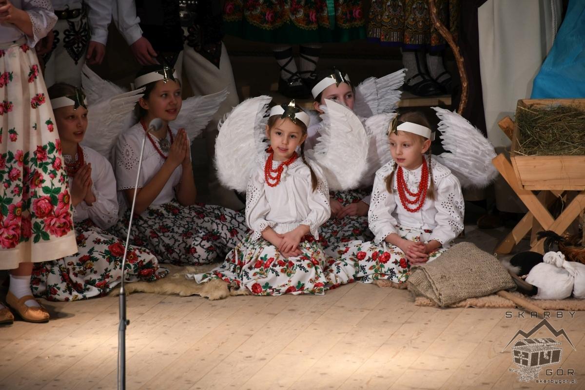 Bukowiańskie Jasełka 2018-01-07