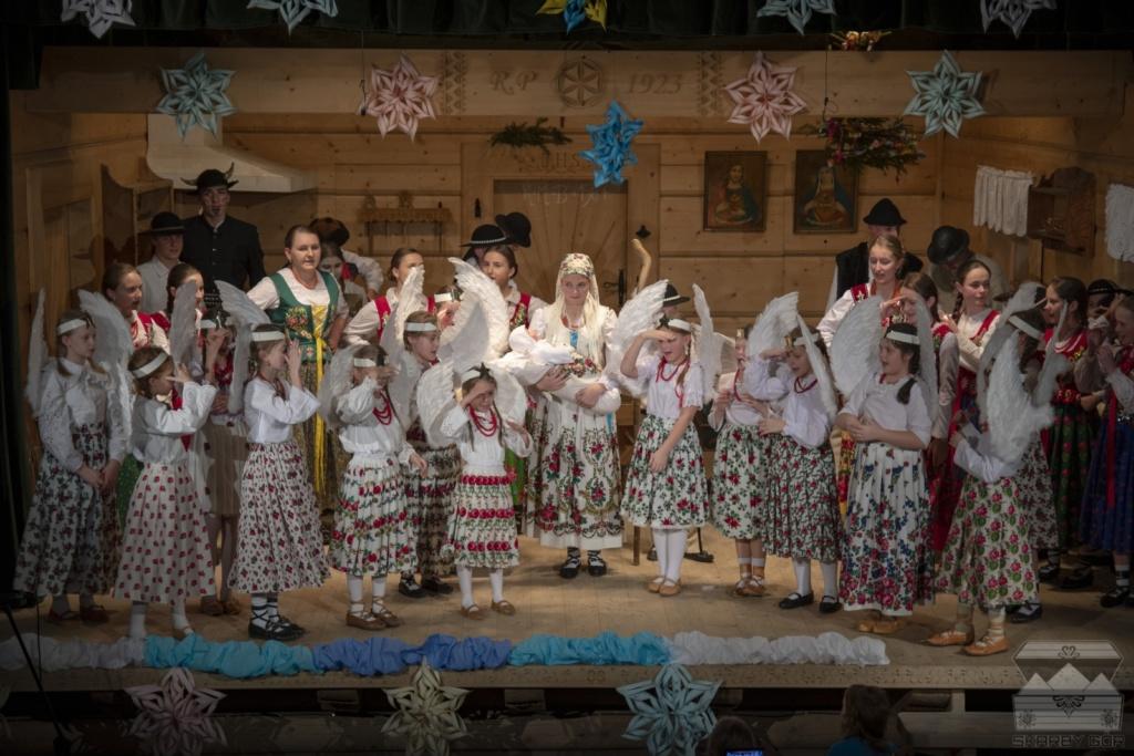 Bukowiańskie Jasełka 2018-12-30