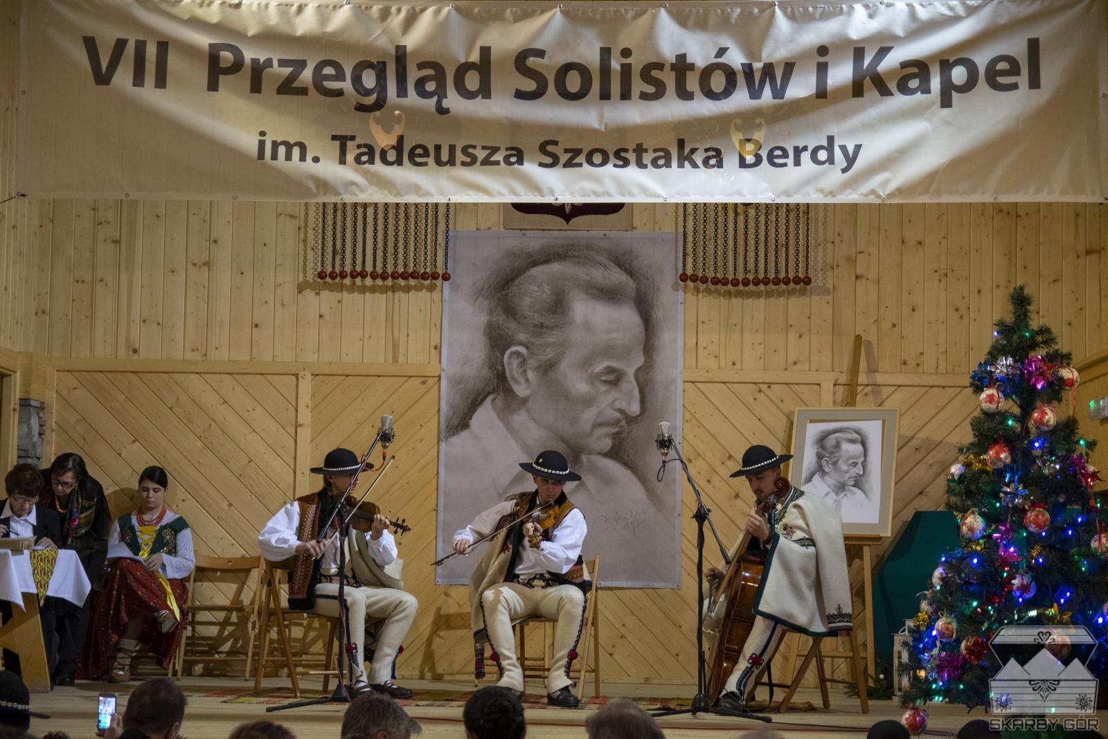 VII Przegląd Solistów i Kapel im. Tadeusza Szostaka Berdy w Poroninie