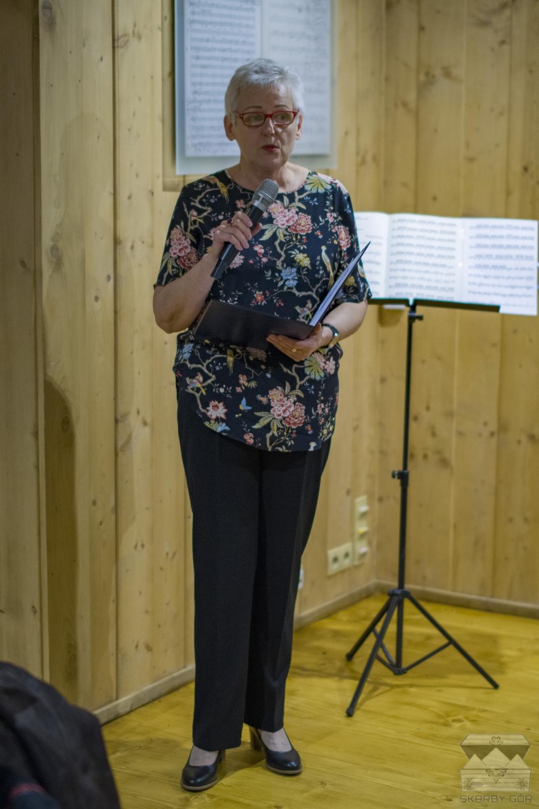 Koncert w 110 rocznicę śmierci Mieczysława Karłowicza Teresa Michalik