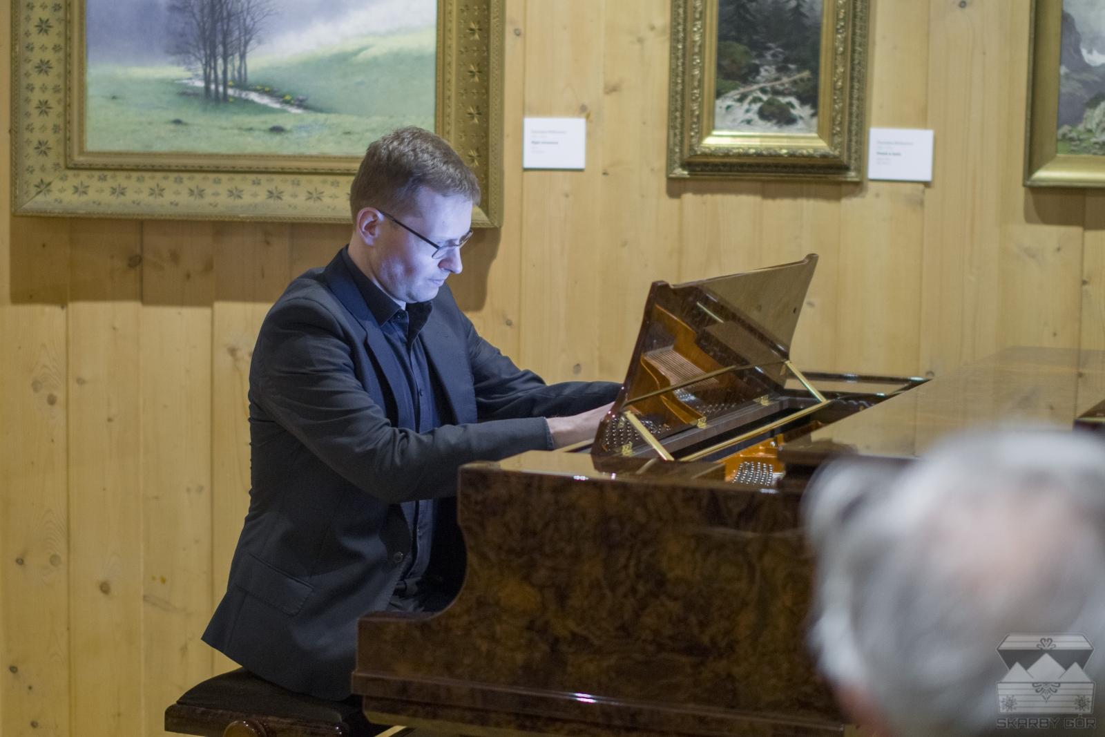 Koncert w 110 rocznicę śmierci Mieczysława Karłowicza Piotr Banasik