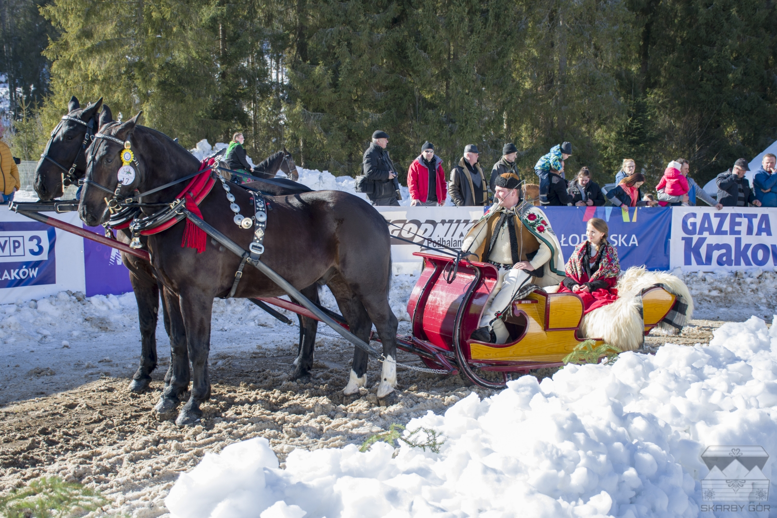 47. Góralski Karnawał - parada gazdowska, parada kumoterek 2019