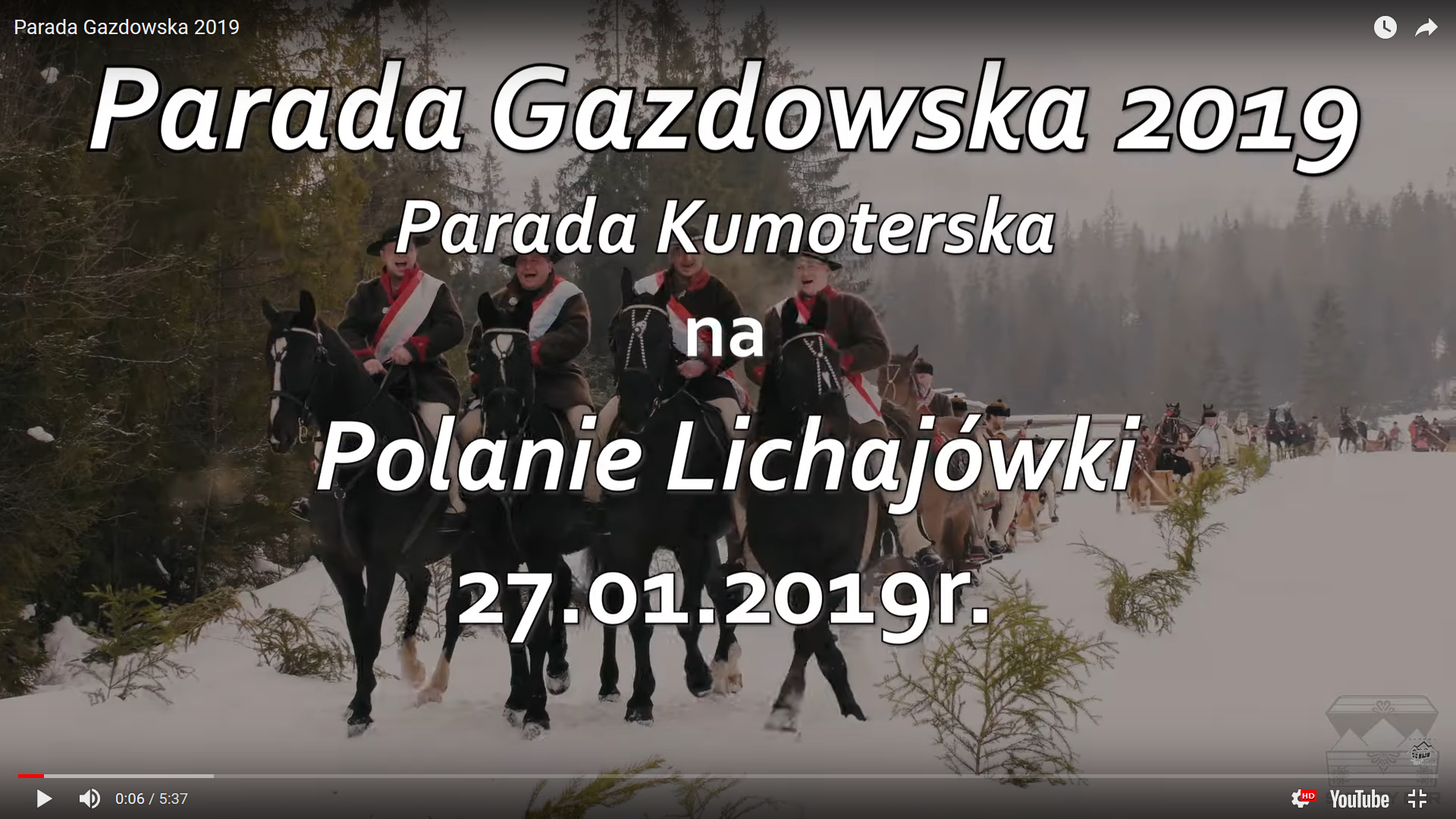 Parada Kumoterek 2019 Lichajówki