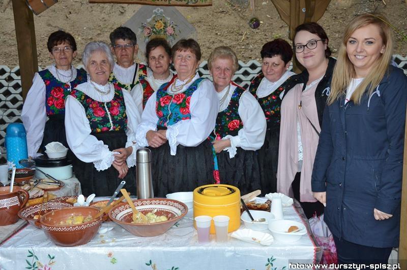 """47. Konkurs Potraw Regionalnych -""""Górolskie Jodło"""" - Łopuszna 2019"""