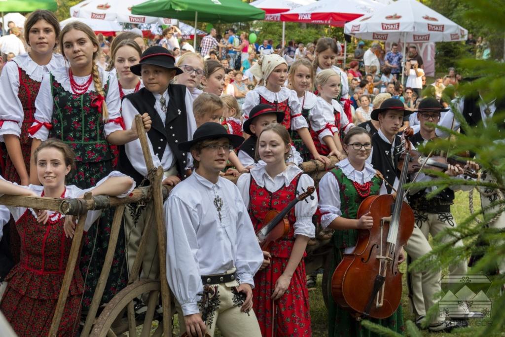 XVII Dzień Polowaca w Jurgowie - Zespół Regionalny MAŁOLIPNICKA RODZINA KOLPINGA z Lipnicy Małej