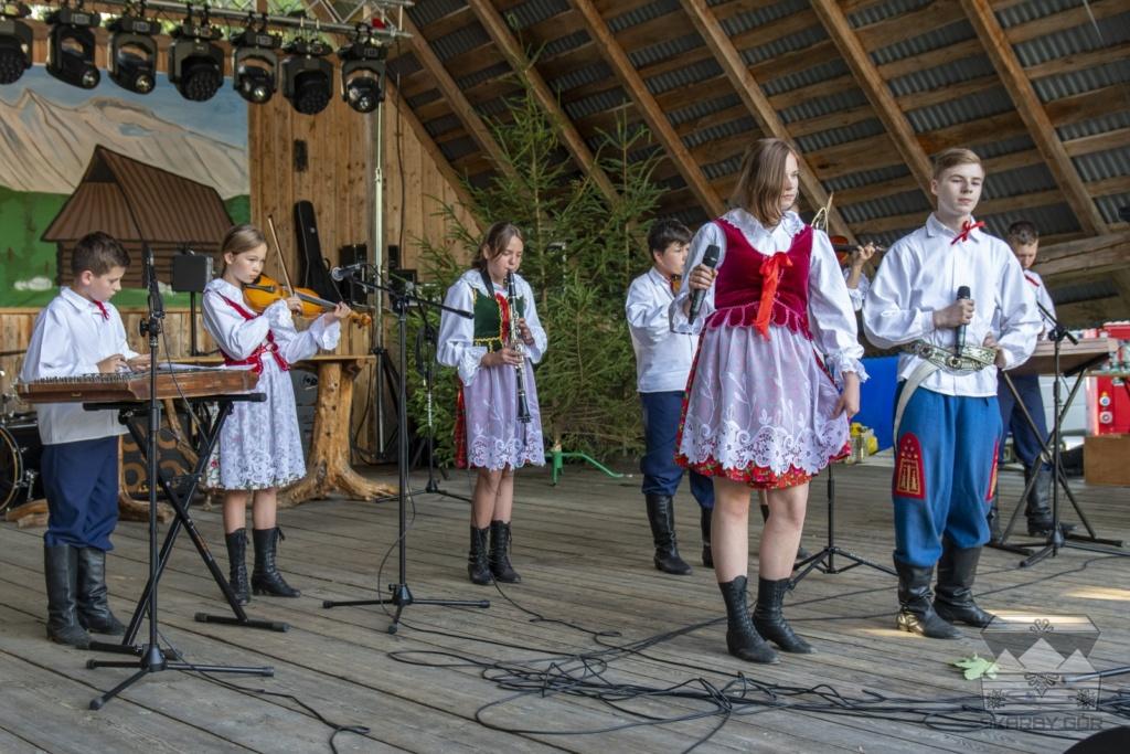 XVII Dzień Polowaca w Jurgowie - MŁODZIEŻOWA KAPELA LUDOWA z Albigowej
