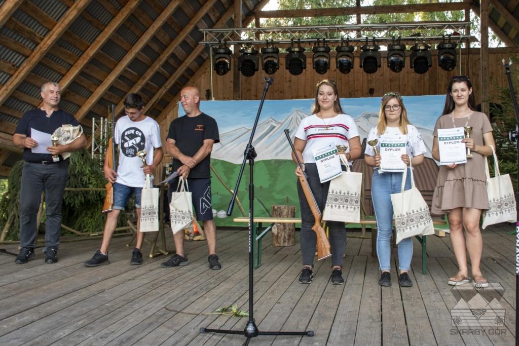XVII Dzień Polowaca w Jurgowie - Ogłoszenie wyników konkursu strzeleckiego