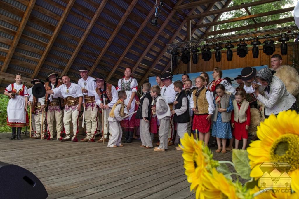 XVII Dzień Polowaca w Jurgowie - Zespół regionalny PODHALE – GRUPA SPISKA z Jurgowa