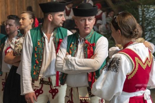 XVII Dzień Polowaca w Jurgowie - PODHALE – GRUPA SPISKA z Jurgowa i Dolina z Krempach