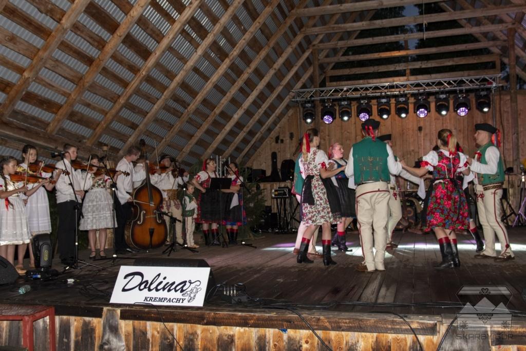 XVII Dzień Polowaca w Jurgowie - Zespół Folklorystyczny DOLINA z Krempach