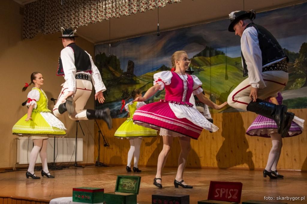 Koncert Jesienny, III Ogólnopolskie Warsztaty w Regionie - Krempachy 2019
