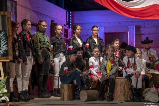 Obchody Święta Niepodległości w Bukowinie Tatrzańskiej 11.11.2019r.