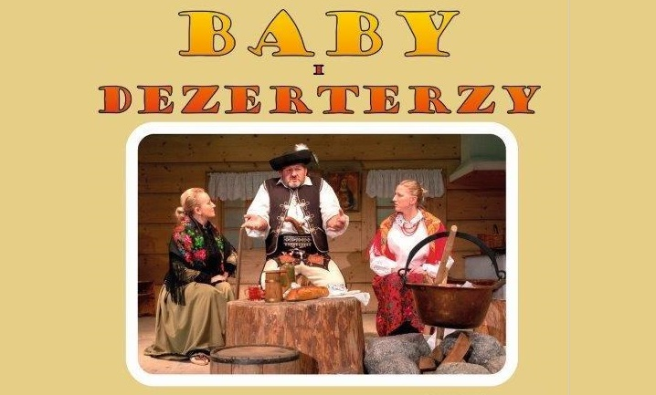 Baby i Dezerterzy - baner