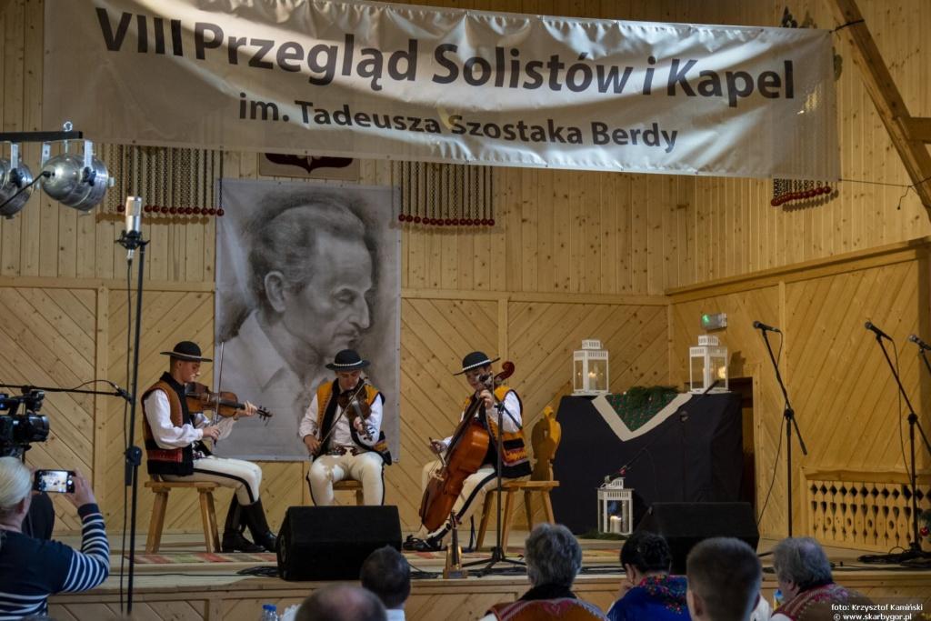 VIII. Przegląd Solistów i Kapel im. Tadeusza Szostaka Berdy - VIII Berdowe Muzykowaniy 2019