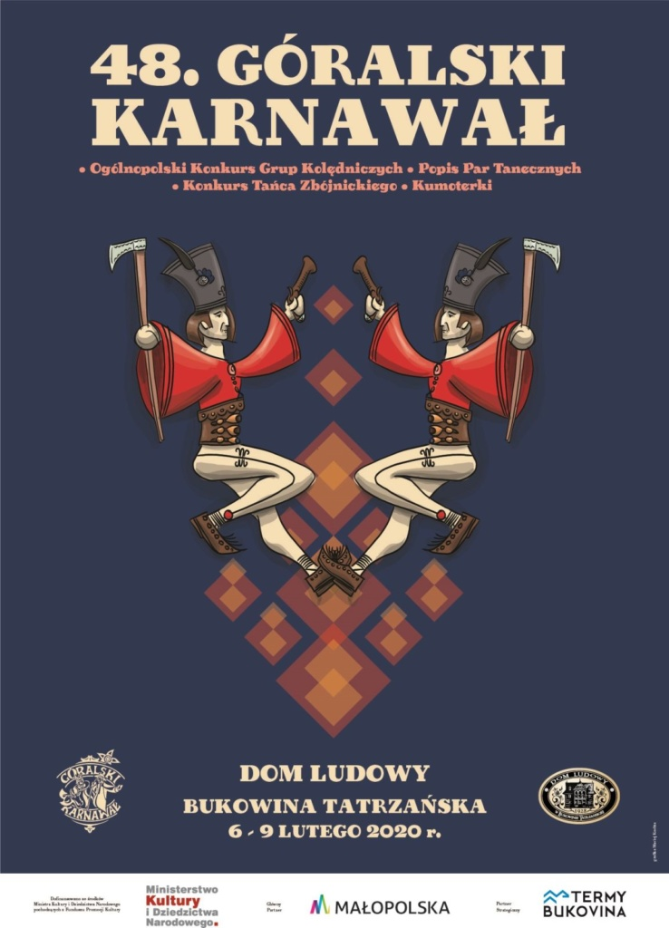 48 Góralski Karnawał - plakat1_m