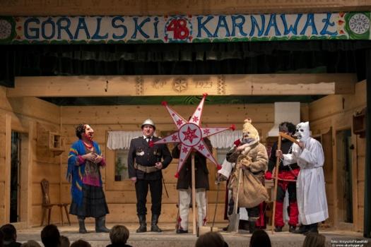 Przegląd Grup Kolędniczych 06.02.2020 - 48 Góralski Karnawał