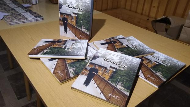 """Prezentacja książki """"Monsignor z zakopiańskiej Księżówki"""" - live"""