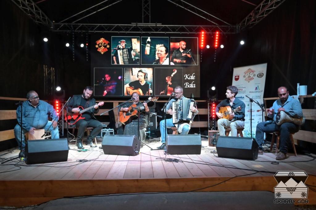 54. Sabałowe Bajania - koncerty wieczorne - Kałe Bała