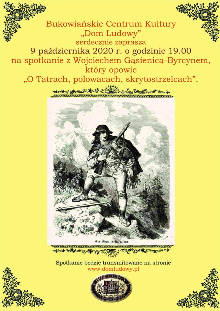 """""""Między nami pod Tatrami"""" - """"Tatry, polowace, skrytostrzelcy"""""""