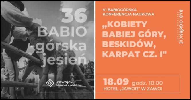 VI Babiogórska Konferencja Naukowa