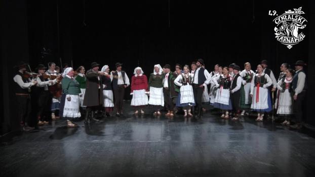 """Zespół Regionalny """"Dolina Popradu"""" z Piwnicznej–Zdroju"""