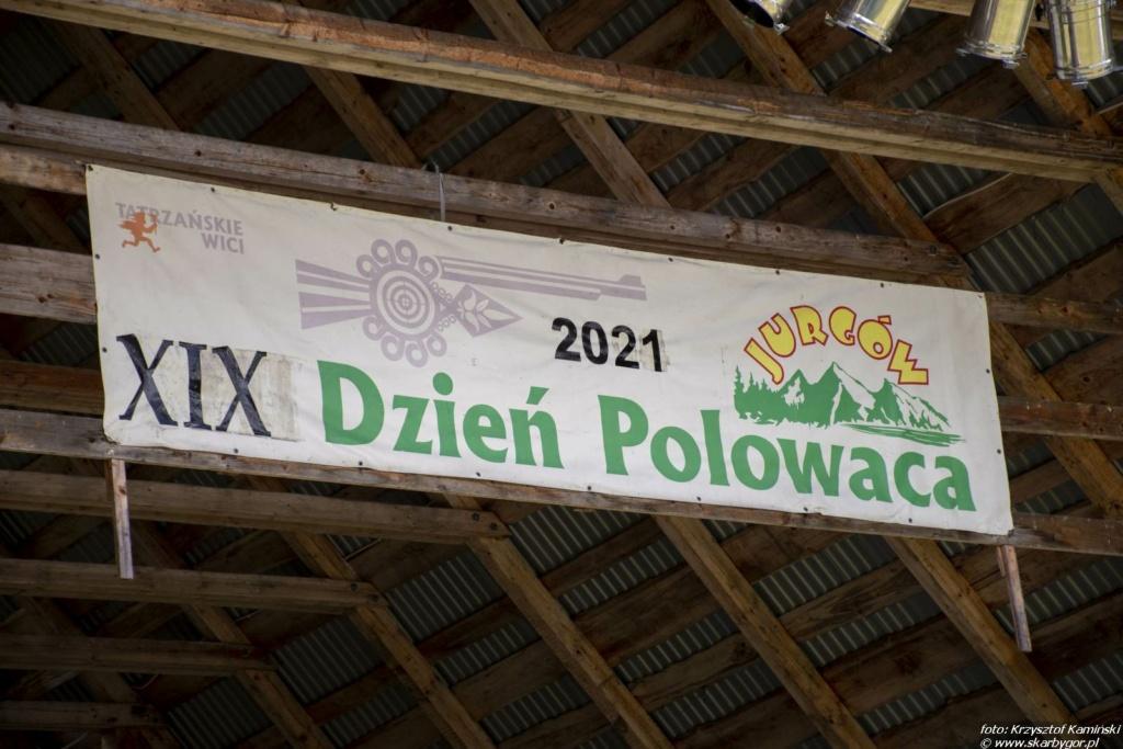 XIX Dzień Polowaca w Jurgowie - Msza Święta