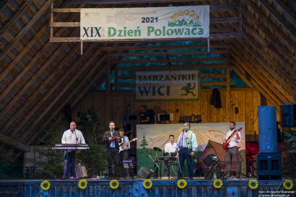 Koncert Zespołu Bajeranci - XIX Dzień Polowaca w Jurgowie