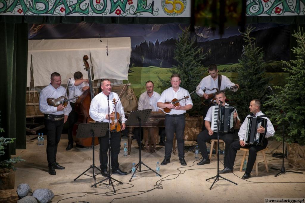 55. Sabałowe Bajania - Koncert Tatrabalkan