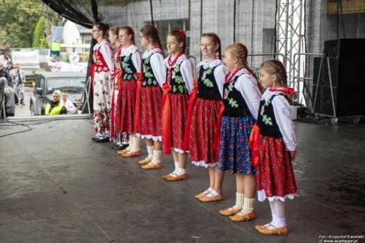 Dziecięcy Zespół Regionalny Holniki z Bystrej-Sidziny