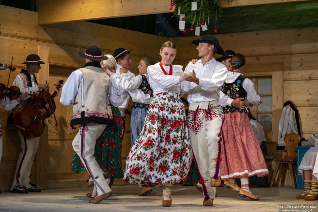 Zagórzański Zespół Folklorystyczny Dolina Mszanki z Mszany Górnej