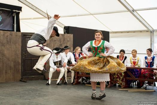 Góralski Zespół WATRA z Czarnego Dunajca - Festiwal Lachów i Górali DSC_5296