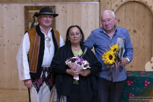 Na Wspólnej Grzędzie - Tatrzańscy Romowie - Jan Mirga Teresa Mirga